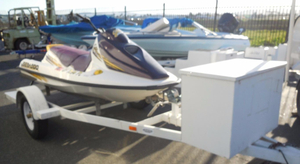 Used Bombardier GTS Personal Watercraft For Sale