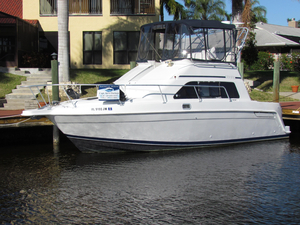 Used Mainship Sedan Bridge Express Cruiser Boat For Sale
