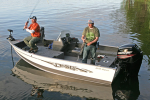 New Lund 1675 Impact SS Freshwater Fishing Boat For Sale