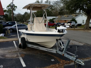 Used Nautic Star 1910 Nautic Bay Boat For Sale