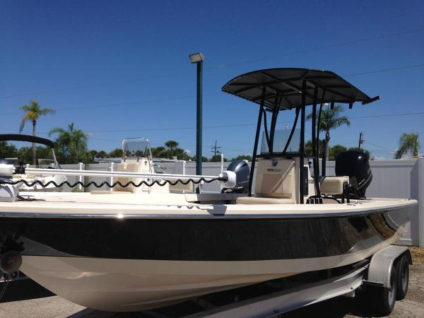 Used Pathfinder Bay Boat For Sale