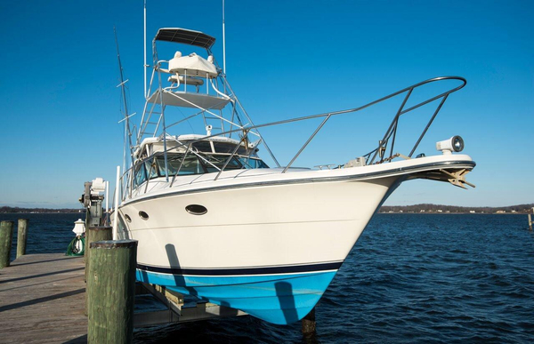 Used Tiara 3600 Open Convertible Fishing Boat For Sale