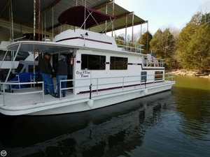 Used Gibson 42 Lazy Cruz House Boat For Sale