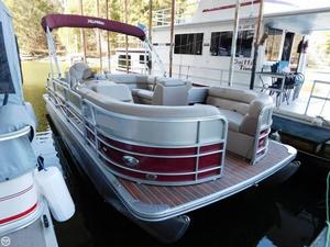 Used Xcursion 23 RFC Pontoon Boat For Sale
