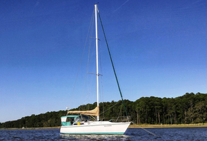 Used Catalina 42 Sloop Sailboat For Sale