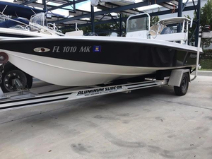 Used Renegade Nomad 18 Bay Boat For Sale