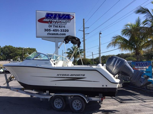 Used Hydra Sports 202 DC Dual Console Boat For Sale