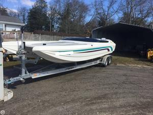 Used Rayson Craft Boats 26 Prowler High Performance Boat For Sale