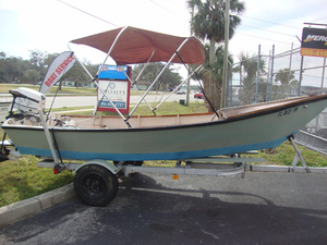 Used New England Boatworks DORI Personal Watercraft For Sale