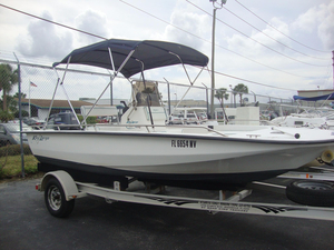 Used Key Largo Center Console Fishing Boat For Sale
