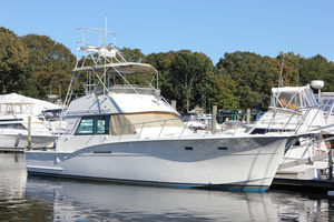 Used Hatteras 46 CONV Sports Fishing Boat For Sale