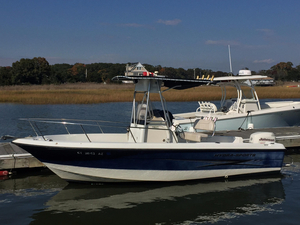 Used Hydra-Sports 212 CC Saltwater Fishing Boat For Sale