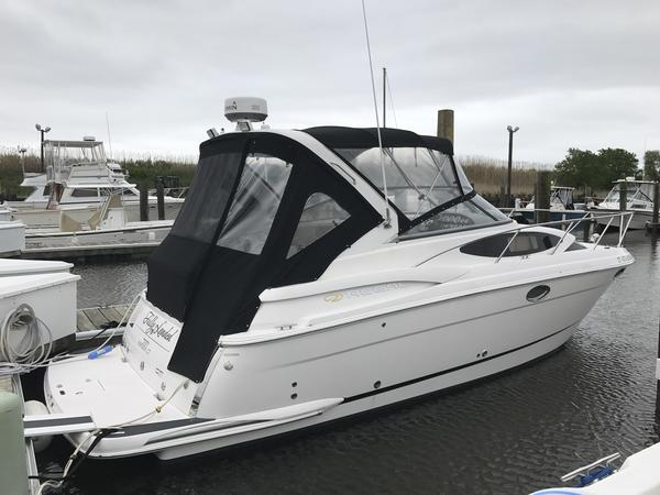 Used Regal 3060 Window Express Cruiser Cuddy Cabin Boat For Sale