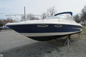 Used Sea Ray 240 Overnighter Express Cruiser Boat For Sale