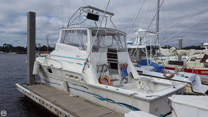 Used Luhrs 32 Sportfish Sports Fishing Boat For Sale