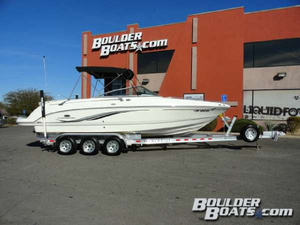 Used Chaparral 256 SSi Sportboat Bowrider Boat For Sale