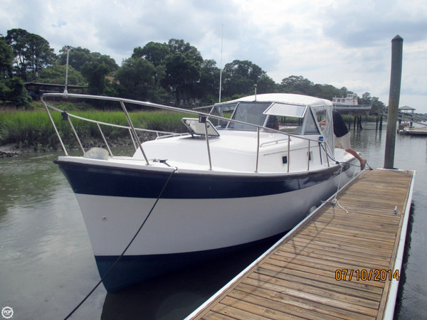 Used Luhrs 31 Alura Sports Fishing Boat For Sale