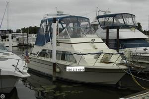 Used Carver Mariner 33 Aft Cabin Boat For Sale