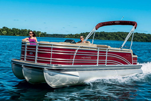 New Harris Solstice 220 Pontoon Boat For Sale