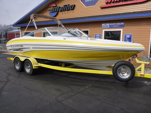 Used Tahoe Q7 Bowrider Boat For Sale