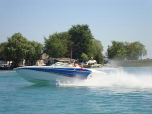Used Sunsation High Performance Boat For Sale