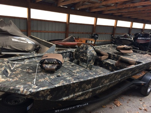 New Ranger MPV 1760 Jon Boat For Sale