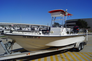 Used Shallow Sport 24 MV Center Console Fishing Boat For Sale