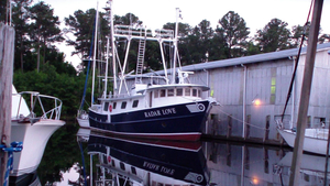 Used Portier Shipyards Expedition Trawler Boat For Sale