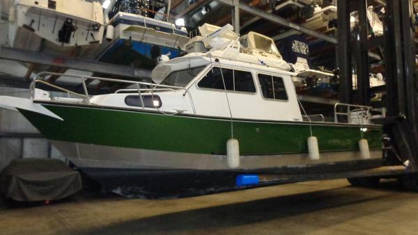 Used Almar Sounder Twin Diesel Cruiser Boat For Sale