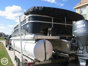 Used Premier Pontoons Sunsation 200 Pontoon Boat For Sale