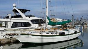 Used Bruce Roberts 36 Cutter Sailboat For Sale