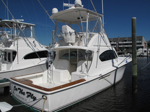 Used Ocean Yachts 37 Billfish Bluewater Fishing Boat For Sale