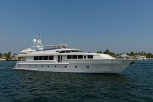 Used Intermarine Motor Yacht For Sale