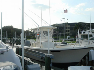Used Parker Marine 2300 Center Console Center Console Fishing Boat For Sale