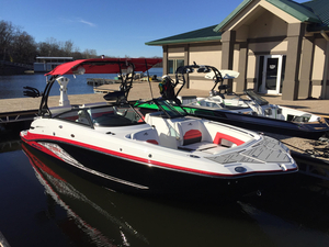 New Monterey MX6 Surf Edition Ski and Wakeboard Boat For Sale