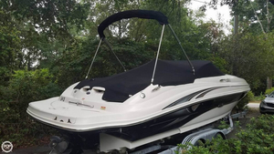 Used Sea Ray 220 Sun Deck Bowrider Boat For Sale
