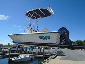 Used Sundance 17V Center Console Fishing Boat For Sale