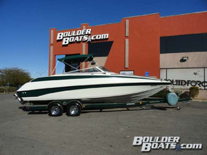 Used Crownline 266 Cuddy Cabin Boat For Sale