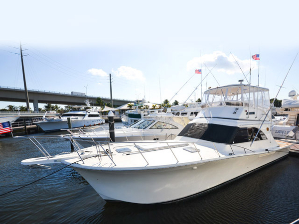 Used Jersey Sportfish Cruiser Boat For Sale