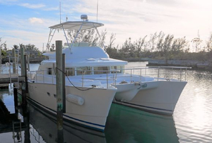 Used Lagoon Power Catamaran Boat For Sale