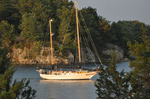 Used Ta Chiao William Garden Designed Ct 41 Ketch Sailboat For Sale