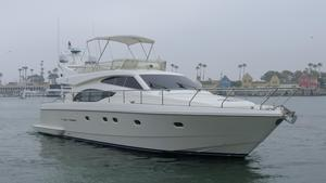Used Ferretti 530 Motor Yacht Motor Yacht For Sale