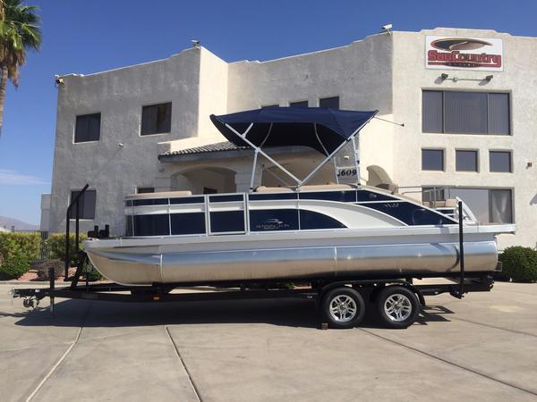 New Bennington 22 SSB Pontoon Boat For Sale