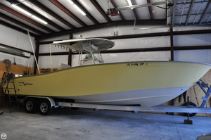 Used Cape Horn 31 Offshore Center Console Fishing Boat For Sale