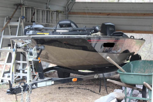 Used G3 Eagle 180 Bass Boat For Sale