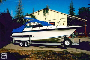 Used Skipjack 28 Flybridge Walkaround Fishing Boat For Sale