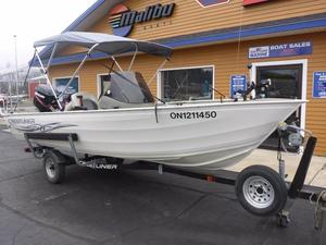 Used Crestliner 167 KODIAK Center Console Fishing Boat For Sale