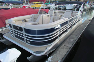Used Starcraft 236 stardeck Pontoon Boat For Sale