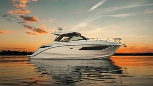 New Sea Ray 320 Sundancer Cruiser Boat For Sale