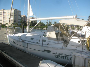 Used Beneteau 331 Sloop Sailboat For Sale